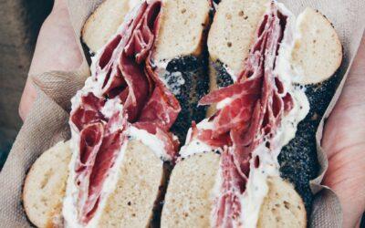 Pastrami BAGEL Special